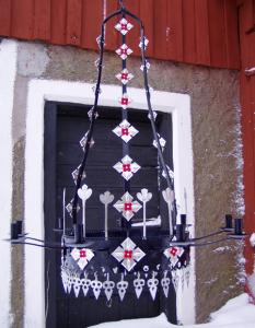 Ljuskrona Vinter